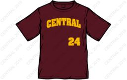 8th Grade Class of 2024 T-Shirts